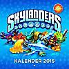 Skylanders Wandkalender 2015
