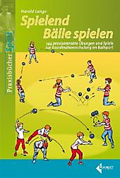 Spielend Bälle spielen, Harald Lange, Fitness & Sport
