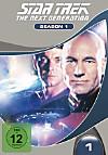 STAR TREK: The Next Generation, 7 DVD