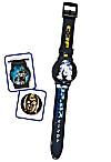 Star Wars Flip-Top-Armbanduhr mit austauschbaren Motiven