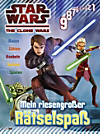 Star Wars The Clone Wars - Mein riesengroßer Rätselspaß