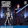 Star Wars, The Clone Wars - Mord im Senat / Katz und Maus, 1 Audio-CD