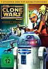 Star Wars: The Clone Wars - Staffel 1, Vol. 2