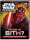 Star Wars The Clone Wars - Wer sind die Sith?