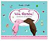 Stickerbuch - Von Herzen!