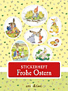 Stickerheft Frohe Ostern