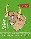 Stier Mini-Sternzeichenkalender 2015