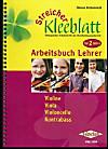 Streicher Kleeblatt, Arbeitsbuch Lehrer