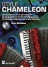 Style Chameleon, für ein oder zwei Akkordeons, m. Audio-CD