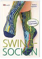 Swing-Socken, Heidrun Liegmann, Handarbeiten
