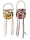 Teelichthalter aus Glas, 2er-Set