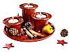 """Teelichthalter-Set """"Ceramica"""""""