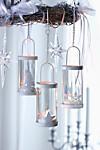 Teelichthalter Winterzeit,  3er-Set