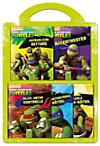 Teenage Mutant Ninja Turtles - 5 Minibücher im Set