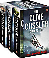 The Clive Cussler Collection, 3 Bände