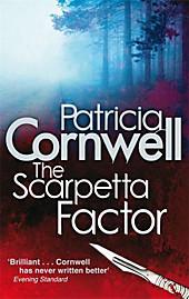 The Scarpetta Factor, Patricia Cornwell, Englische Romane