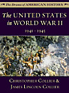 The United States in World War II: 1941 - 1945 (eBook)
