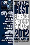 The Year's Best Science Fiction & Fantasy, 2012 Edition (eBook)