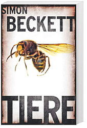 Tiere, Simon Beckett, Krimis, Thriller & Horror