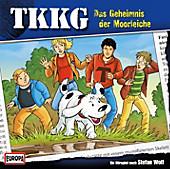 TKKG - Das Geheimnis der Moorleiche, Stefan Wolf, Jugendbuch & Kinderbuch