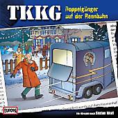 TKKG - Doppelgänger auf der Rennbahn, Stefan Wolf, Jugendbuch & Kinderbuch