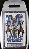 Top Trumps Specials (Quartettspiel), Star Wars: The Clone Wars