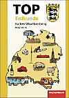 Topographische Arbeitshefte, Ausgabe 2013: TOP Baden-Württemberg