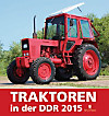 Traktoren in der DDR 2015