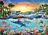 Tropische Bucht (Puzzle)