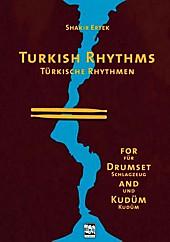 Türkische Rhythmen für Schlagzeug und Kudüm, m. Audio-CD, Shakir Ertek, Musizieren & Notenbücher