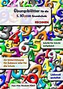 Übungsblätter für die 1.Klasse Grundschule, Elisabeth Fürst, Schulbücher