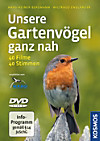 Unsere Gartenvögel ganz nah, 1 DVD