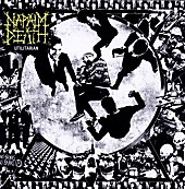 Utilitarian (Standard Version), Napalm Death, Heavy Metal