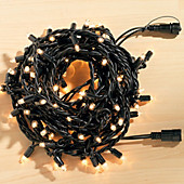 Verlängerungs-Lichterkette mit 40 LEDs