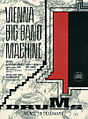 Vienna Big Band Machine, for drummers, w. Audio-CD