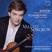 Violinkonzerte, Valery Sokolov, Toz, Zinman, Orchesterwerke