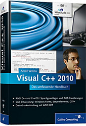 Visual C++ 2010, m. DVD-ROM, André Willms