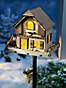 Vogelhaus Tirol mit Solar