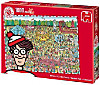 Where's Wally, Rummelplatz (Puzzle)