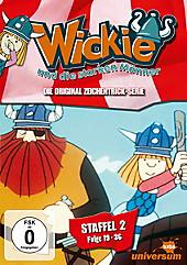 Wickie und die starken Männer - TV Serien-Box 2, Runer Jonsson, Zeichentrick