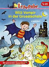 Willi Vampir in der Gruselschule, Erhard Dietl, Kinderbuch ab 6
