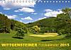 Wittgensteiner Fotokalender 2015 (Tischkalender 2015 DIN A5 quer)