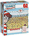 Wo ist Walter? - Where's Wally? - Am Strand - 500 Teile Puzzle mit Poster