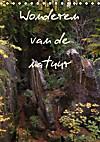 Wonderen van de natuur / NL-Version (Bureaukalender 2015 DIN A5 horizontaal)