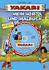 Yakari, Mein Hör- und Malbuch, m. Audio-CD