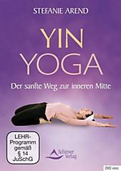 Yin Yoga, 1 DVD, Stefanie Arend, Fitness & Sport