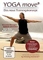 YOGA move, Paul Uhlir, Sylvia Dittmar, Fitness & Sport