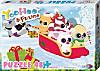 Yoohoo & Friends (Kinderpuzzle), Winter