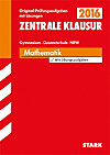 Zentrale Klausur 2015: Mathematik - ZKL, Gymnasium / Gesamtschule Nordrhein-Westfalen