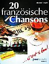 Zwanzig französische Chansons, für 1-2 Akkordeons